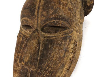 Bete Mask Colonial Hat Cote d'Ivoire African Art 91706