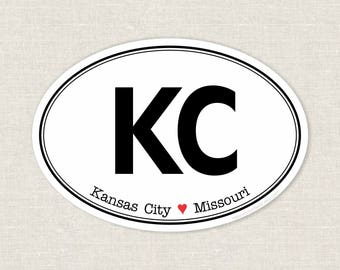 Missouri Decal Etsy - Custom vinyl stickers kansas city