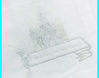 Provo City Center Temple - Plain Edge