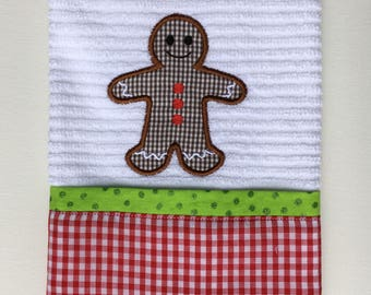Christmas towels, FREE SHIPPING, absorbent, hand towel, kitchen towel, hostess gift, teacher gift, under fifteen dollars