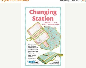 ON SALE Changing Station Pattern by Annie