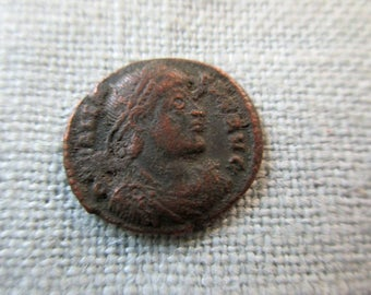authentic ancient Roman coin - 2,000 years old, RC#8