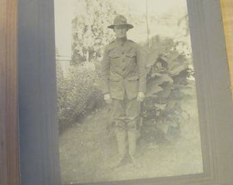 World War One Photo of Ralph Johnson
