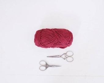 Vintage Sewing Scissors // Emroidery Crafting Scissors