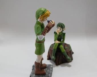 Link and Saria set