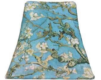 Asian Teal - SLIP COVERS for lampshades