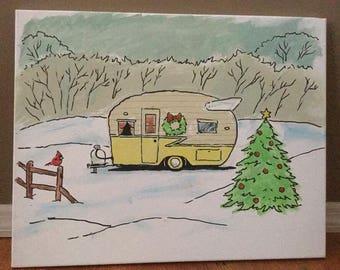 holiday glamping camping