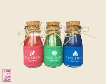The Legend Of Zelda - Potion Bottle Candles