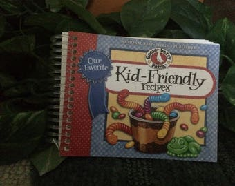 Kid Friendly Recipes, Gooseberry Cookbook, 60 Kid Approved Dishes, NEW