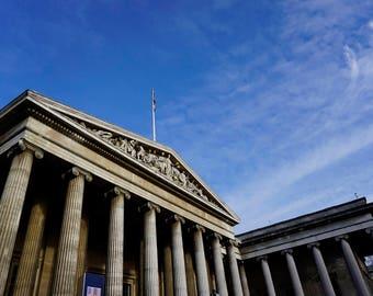 The British Museum photo print