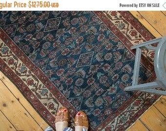 10% OFF RUGS 3.5x5 Vintage Fine Malayer Rug