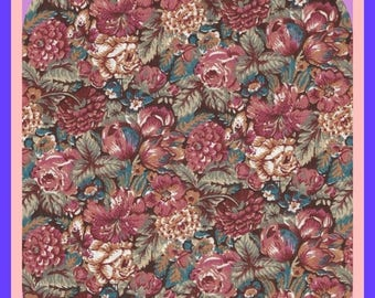 Cotton Calico Fabric Floral Print Quilting BTY or Fat Quarters Ozark