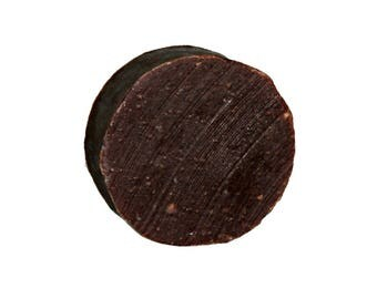 DRAGON'S BLOOD RESIN- 4 oz Round Handcrafted Cold Process Soap