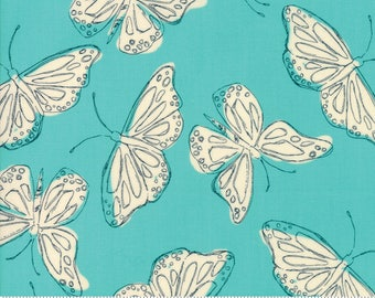 Wild Nectar cotton fabric by Crystal Manning for Moda fabric 11802 21