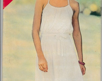 1970's Sewing Pattern Butterick See & Sew 3819 bust 36, 38, 40