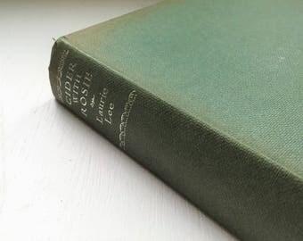 Vintage book - 'Cider With Rosie'