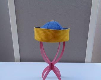 Vintage Kids Felt Hat