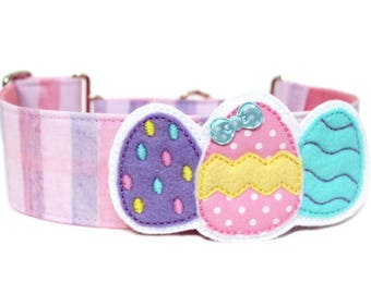 Easter Egg Dog Accessory Easter Dog Collar Add-on