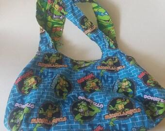 Reversible Teenage Mutant Ninja Turtles Shoulder Bag