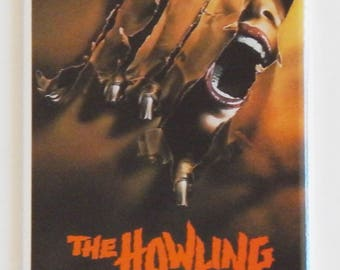 The Howling Movie Poster Fridge Magnet (1.5 x 4.5 inches)