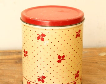 Vintage Container Canister