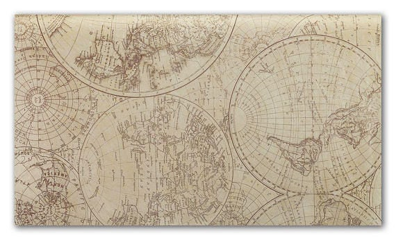 World map tissuepaper 10 sheets reto fun tissue paper craft il570xn gumiabroncs Gallery