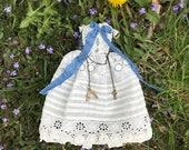 Antique lace Blythe Dress