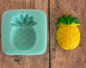 Flexible Mold - Pineapple