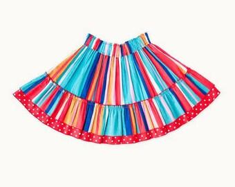 Neapolitan Summer Skirt