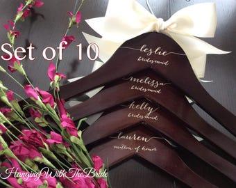 17 hangers
