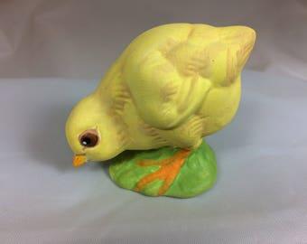 Ceramic Easter Chick