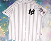 New York YANKEES Baseball Sports Jersey Size 2XL