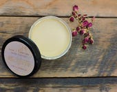 rose + lavender body butter + essential oil free + simply josephine + free shipping