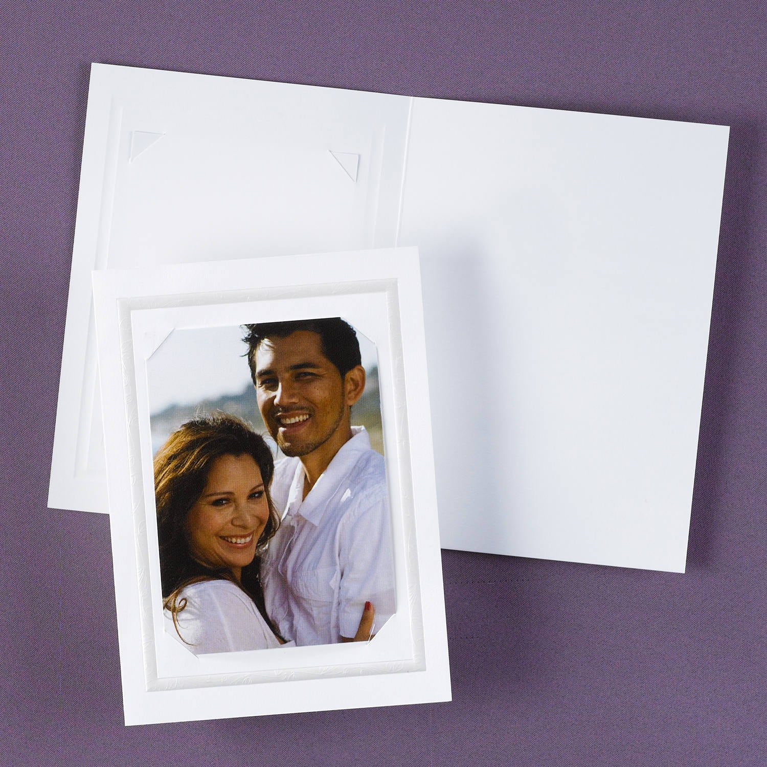Blank Die Cut Cards Create a Photo Thank You Card Blank Cards – Wedding Thank You Cards with Photo Insert