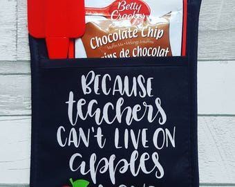 TEACHERS GIFT baking set.