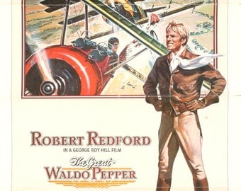 The Great Waldo Pepper-1975 Poster