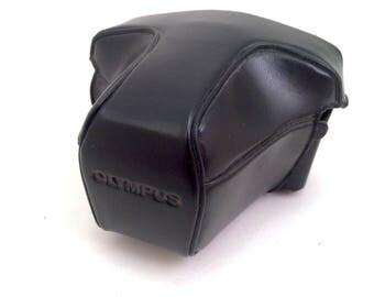 Vintage Olympus Camera Case - OM-1, OM-10