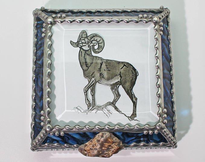 Mountain Sheep Jewelry Box