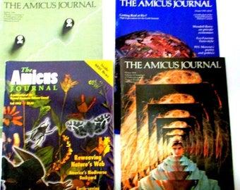 Summer Sale Ten copies of vintage Amicus journals