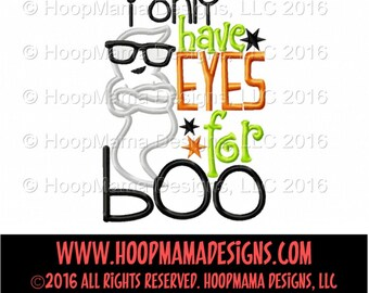 I Only Have Eyes for Boo, My First Halloween, Boy Halloween Shirt, Boy Halloween Shirt, Baby Halloween, Ladies Halloween, Halloween Shirt