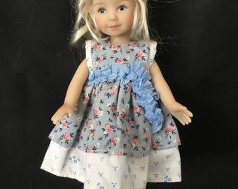 "Dianna Effner 8""  Heartstring Doll dress"