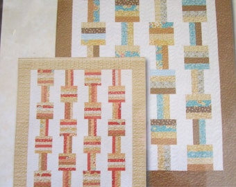 Pie Crust Pile-Up Quilt Pattern