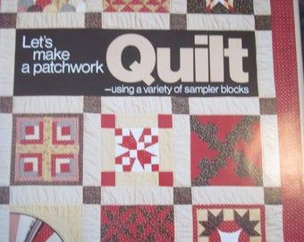Let's Make a Patchwork Quilt
