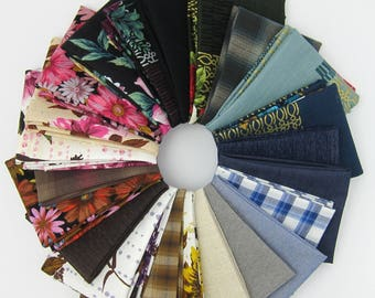 Outback Wife Fat Quarter Bundle - 22 Fat Quarters - 5.5 Yards Total