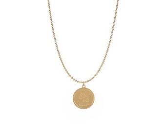 Libra -  Astrology Necklace