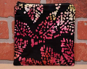 One Sandwich Bag, Batik, Reusable Lunch Bags, Waste-Free Lunch, Machine Washable, Sandwich Sacks, item #SS76