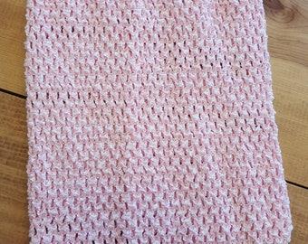 9inch crochet tutu top