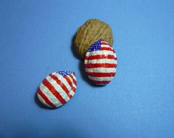 Flag Magnet worldwide USA