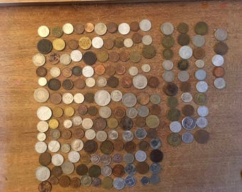 165 Foreign Coins V
