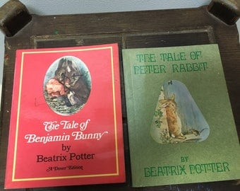 Beatrix Potter Peter rabbit books
